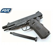 Пистолет пневматический ASG STI Duty One Blowback!, 4,5 мм. (метал.корпус)