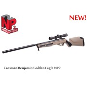Винтовка Crosman Benjamin Golden Eagle NP2, кал.4,5мм.